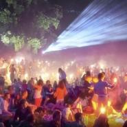 Фестиваль уличного кино в Нижнем Новгороде 2018 фотографии