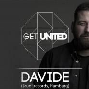 Вечеринка GET UNITED: DAVIDE фотографии