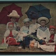 Выставка  «Первоцвет. Ранний Цвет в Русской фотографии»» фотографии