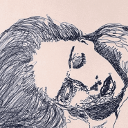 Выставка «Розмари Трокель. Рисунки, объекты, видеоарт» фотографии