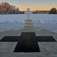 Праздник Крещения Господня в храмах Нижнего Новгорода-2019 фотографии