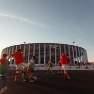 Активный отдых на площадке «Спорт Порт» фотографии
