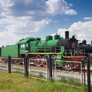 Музей «Паровозы России» в Нижнем Новгороде фотографии