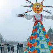 Масленица в Нижнем Новгороде 2020 фотографии