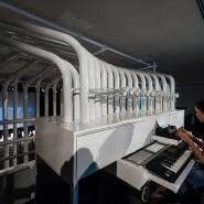 Интерактивная выставка «Коды. Звуки. Знаки» фотографии