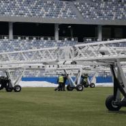 Первенства Футбольной национальной лиги на «Стадионе Нижний Новгород» фотографии