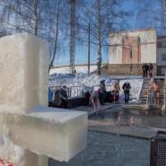 Крещение Господне в Нижнем Новгороде 2020 фотографии