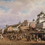 Выставка «Сокровища музеев России» фотографии