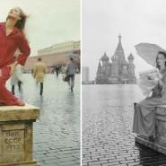 Выставка «Russia in VOGUE» фотографии