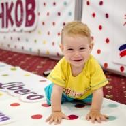 Соревнования для малышей «Первые старты» фотографии
