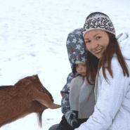 День Мамы в зоопарке «Лимпопо» 2018 фотографии