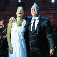 Концерт Тарьи Турунен и Майка Террана с симфоническим оркестром фотографии
