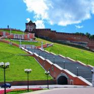 Чкаловская лестница фотографии