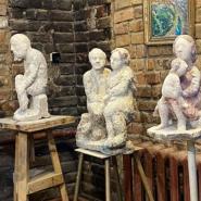 Выставка «Дом скульптур Вячеслава Потапина» фотографии