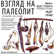 Выставка  «Взгляд на палеолит» фотографии
