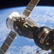Космический тренажер стыковки фотографии