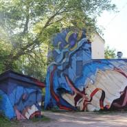 Фестиваль уличного искусства «Место» 2020 фотографии