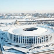 Развлекательная площадка «Зимняя сказка»-2019 фотографии