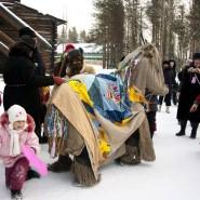 Фольклорно-этнографический праздник «Святки» 2018 фотографии