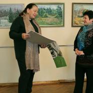 Выставка «Притяжение земли» фотографии