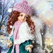 Выставка «Хочу я куклу к Рождеству» фотографии