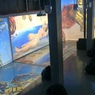 Выставка «Дали–живые полотна» фотографии