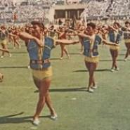 Выставка «Физкультурный парад Союзных республик. 1954 год» фотографии