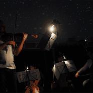 Концерт «Музыка среди звезд» фотографии