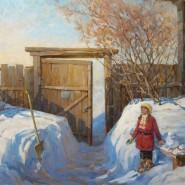 Выставка «Преемственность: отец и дочь» фотографии