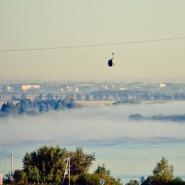 Нижегородская Канатная дорога фотографии