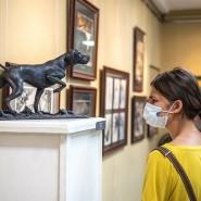 Выставка работ студентов Академии акварели и изящных искусств Сергея Андрияки фотографии