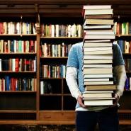 Общегородская акция ко Дню библиотек «Читай — город» 2019 фотографии