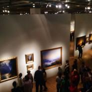 Ночь искусств в Нижнем Новгороде 2017 фотографии