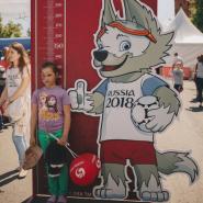 День города Нижний Новгород 2018 фотографии