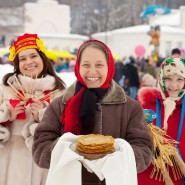 Масленица в городе Нижний Новгород 2018 фотографии
