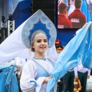 День России в Нижнем Новгороде онлайн фотографии