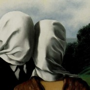 Выставка работ Рене Магритта фотографии