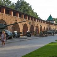 Нижегородский Кремль фотографии