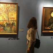 Выставка произведений русских импрессионистов «Движение к свету» фотографии