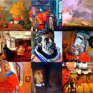 Персональная выставка Альберта Данилина фотографии