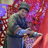 Фестиваль национальных литератур народов России 2018 фотографии