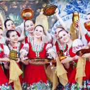 Международный фестиваль народных художественных промыслов «Золотая хохлома 2019» фотографии