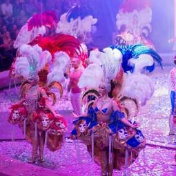 Цирковое шоу Гии Эрадзе «Бурлеск» в Нижнем Новгороде