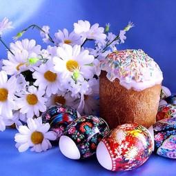 Праздник светлой Пасхи в Нижнем Новгороде 2018