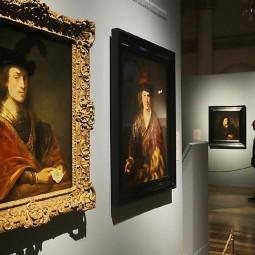 Выставка «Рембрандт наблюдает. К 350-летию со дня памяти мастера»