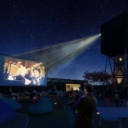 Акция «Ночь кино» в Нижнем Новгороде 2020
