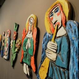 Выставка «Напряжение растет»
