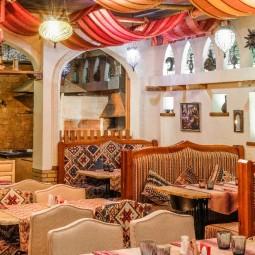 Новогодняя ночь в ресторане «Али-баба» 2020