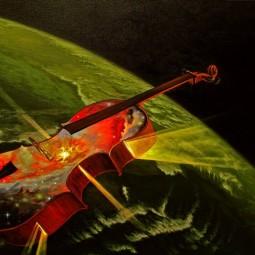 Концерт «Планета скрипки» в Планетарии
