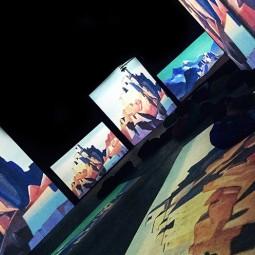 Выставка «Рерих – живые полотна»